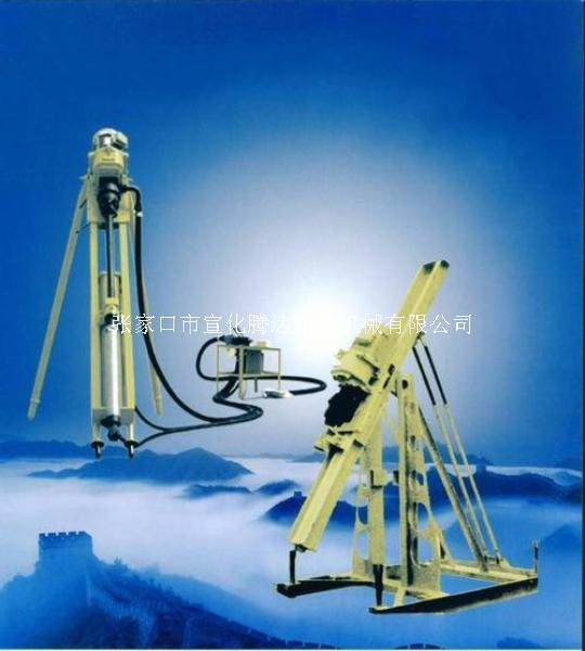 雪橇式QZJ100B潜孔钻机露天矿业作业钻机