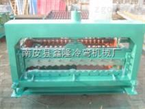 全自動壓瓦機850型波紋板壓型設備