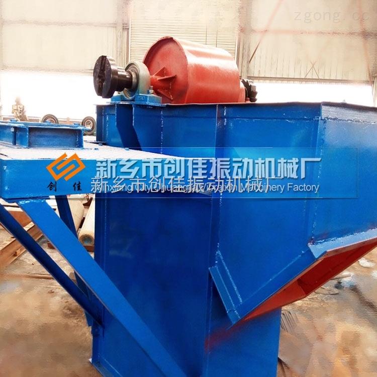 提升小麦用td型皮带斗式提升机图片