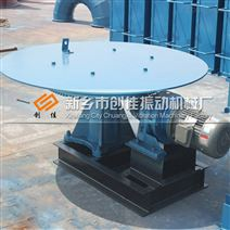 輸送石灰石用DK型座式圓盤給料機