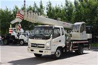 四通机械STSQ-8吨汽车吊车 STSQ8C