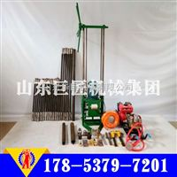 供应QZ-2D型汽油机轻便取样钻机 微型工程钻机