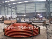 广州铜翅片管热交换器